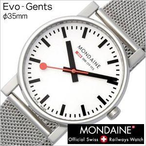 モンディーン 腕時計 MONDAINE エヴォ メンズサイズ Evo-Gents メンズA658.30300.11SBV セール hstyle