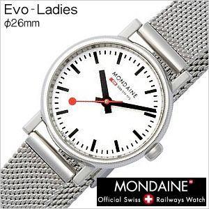 モンディーン 腕時計 MONDAINE エヴォ レディ-スサイズ Evo-Ladies レディースA658.30301.11SBV セール hstyle