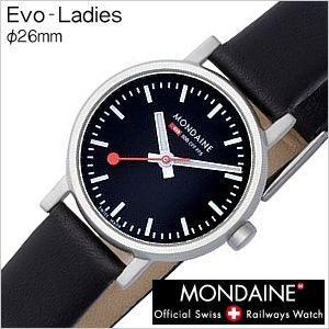 モンディーン 腕時計 MONDAINE エヴォ レディ-スサイズ Evo-Ladies レディースA658.30301.14SBB-N セール hstyle