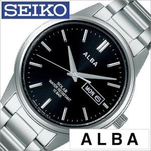 big sale 89144 906e1 セイコー 腕時計 SEIKO 時計 アルバ ソーラー AEFD562 メンズ