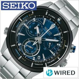 ワイアード 腕時計 WIRED 時計 ザ・ブルー AGAW441 メンズ|hstyle