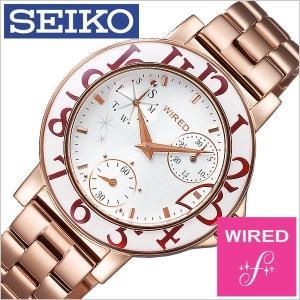 ワイアード エフ 腕時計 WIRED f 時計 AGET711 レディース|hstyle