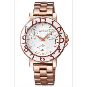 ワイアード エフ 腕時計 WIRED f 時計 AGET711 レディース|hstyle|02