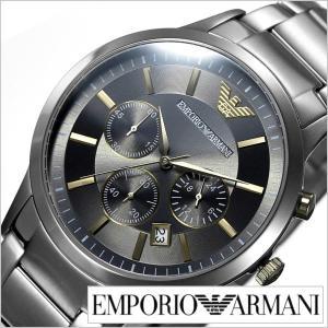 エンポリオ アルマーニ 腕時計 EMPORIO ARMANI 時計 レナート AR11047 メンズ|hstyle