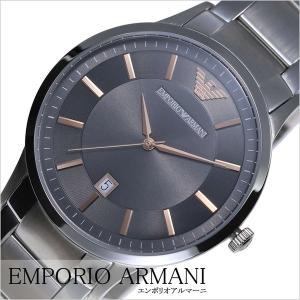 エンポリオ アルマーニ 腕時計 EMPORIO ARMANI 時計 レナト AR2514 メンズ|hstyle