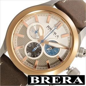 ブレラ オロロジ 腕時計 BRERA OROLOGI 時計 エテルノ クロノ BRET3C4303 メンズ|hstyle