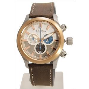 ブレラ オロロジ 腕時計 BRERA OROLOGI 時計 エテルノ クロノ BRET3C4303 メンズ|hstyle|02