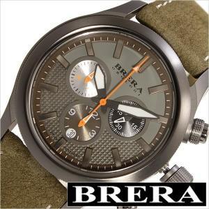 ブレラ オロロジ 腕時計 BRERA OROLOGI 時計 エテルノ クロノ BRET3C4304 メンズ|hstyle