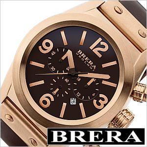 ブレラ オロロージ 腕時計 BRERA OROLOGI エテルノ クロノ ETERNO CHRONO メンズ時計BRETC4506 セール hstyle