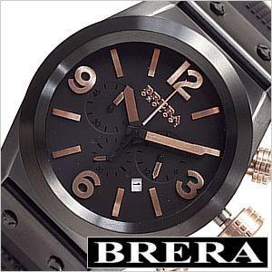 ブレラ オロロージ 腕時計 BRERA OROLOGI エテルノ クロノ トーナル メンズ時計BRETC4523 セール hstyle