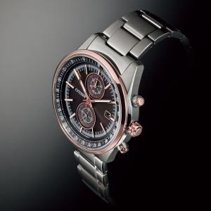 シチズンコレクション 腕時計 メンズ ブラック CA7034-61E ラグビー日本代表モデル限定 エコ・ドライブ Limited Models CA7034-61E hstyle 03