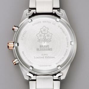 シチズンコレクション 腕時計 メンズ ブラック CA7034-61E ラグビー日本代表モデル限定 エコ・ドライブ Limited Models CA7034-61E hstyle 04