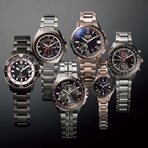 シチズンコレクション 腕時計 メンズ ブラック CA7034-61E ラグビー日本代表モデル限定 エコ・ドライブ Limited Models CA7034-61E hstyle 06