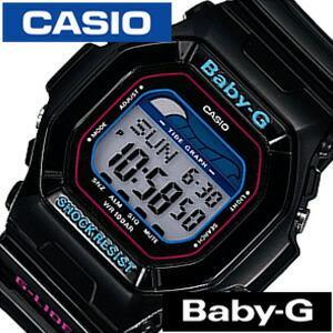 カシオ腕時計 CASIO時計 ベイビーG ジー ライド BABY-G G-LIDE レディース ブラック CASIO-BLX-5600-1JF