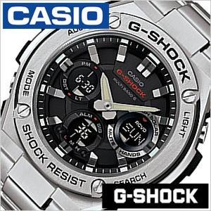 【型番】CASIO-GST-W110D-1AJF【ケース】材質:樹脂 ステンレススティール サイズ:...