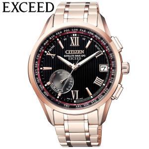 シチズン エクシード 腕時計 CITIZEN EXCEED 時計 メンズ CC3056-68E ラグ...
