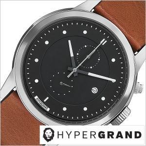 ハイパーグランド 腕時計 HYPER GRAND 時計 マーベリック シリーズ クラシック レザー CWC4SBHNY メンズ レディース|hstyle