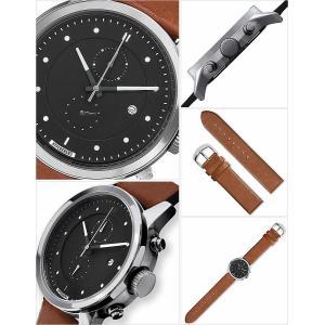 ハイパーグランド 腕時計 HYPER GRAND 時計 マーベリック シリーズ クラシック レザー CWC4SBHNY メンズ レディース|hstyle|03