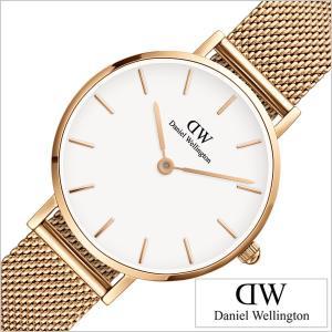ダニエル ウェリントン 腕時計 Daniel Wellington 時計 クラシック ぺティート メルローズ DW00100219 レディース|hstyle