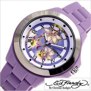 エド ハーディー 腕時計 Ed Hardy ミスト EDHARDY-MT-PU レディース セール|hstyle