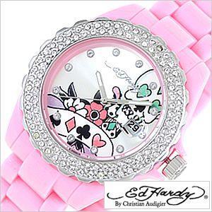 エドハーディー腕時計 EdHardy時計 Ed Hardy 腕時計 エド ハーディー 時計 ロキシー ROXY メンズ レディース EDHARDY-RX-LP セール|hstyle