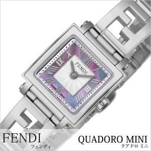 フェンディ 腕時計 FENDI 時計 クアドロミニ F605027500 レディース hstyle