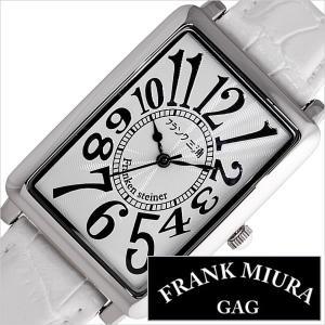 フランク三浦腕時計 Frank三浦 腕時計  フランク ミウラ フランク三浦 初号機 改 メンズ時計 FM01K-WH セール hstyle