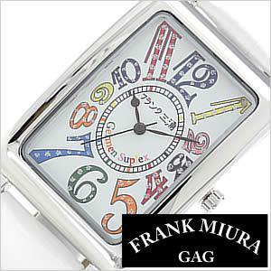 フランク 三浦 腕時計 フランク ミウラ スパークリング シリーズ FM01OK-SPWH メンズ レディース セール hstyle