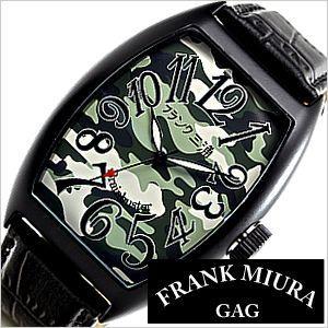フランク 三浦 腕時計 Frank MIURA 六号機(改) FM06K-BKCFKM メンズ レディース 男女兼用 セール hstyle