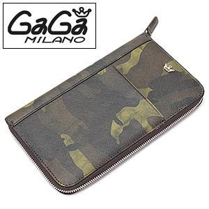 ガガ ミラノ パスポートホルダー GAGA MILANO GAGA-PPHOLDER-001 メンズ レディース セール|hstyle
