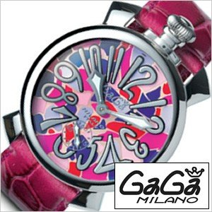 ガガミラノ腕時計 GaGaMILANO時計 GaGa MILANO 腕時計 ガガ ミラノ 時計マヌアーレ 48MM モザイクMANUALE 48MM MOSAICO メンズ時計GG-5010-MOSAICO-2|hstyle