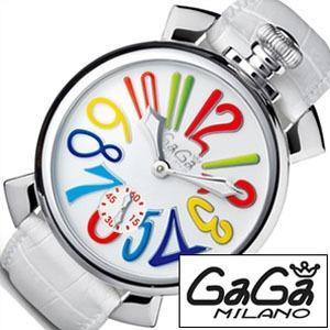 ガガミラノ 腕時計 GaGaMILANO マヌアーレ 48MM アッチャイオ メンズ時計GG-5010.1 セール|hstyle