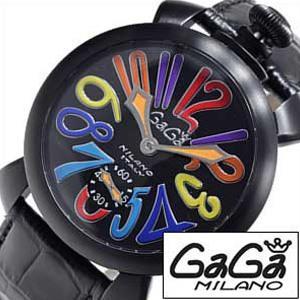 ガガ ミラノ 腕時計 GAGA Milano マヌアーレ スイスメイド GG-5012-3S メンズ レディース セール|hstyle