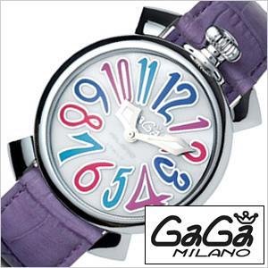 ガガミラノ 腕時計 GaGaMILANO マヌアーレ 40MM アッチャイオ メンズ レディース 時計GG-5020.7 セール|hstyle