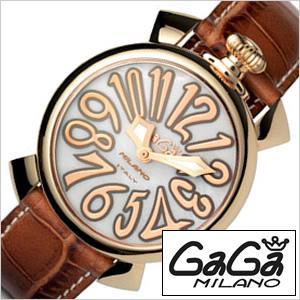 ガガミラノ 腕時計 GaGaMILANO マヌアーレ 40M...