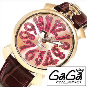 ガガ ミラノ 腕時計 GaGa MILANO GG-50218 レディース セール|hstyle