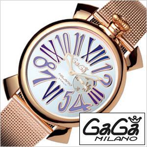 ガガミラノ 腕時計 GaGaMILANO スリム 46MM プラカット オロ メンズ時計GG-5081.3 セール|hstyle
