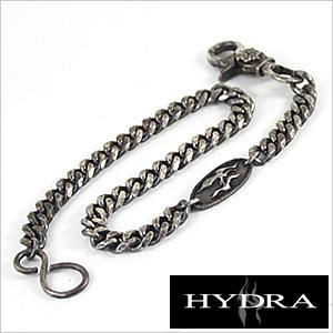 ヒドラ HYDRA チェーン ウォレットチェーン キーチェーン H-114-SV セール|hstyle