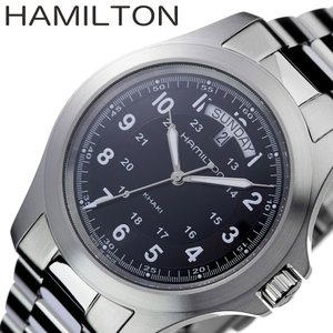 pretty nice 4b72d 3f779 ハミルトン 腕時計 HAMILTON 時計 カーキ H64451133 メンズ