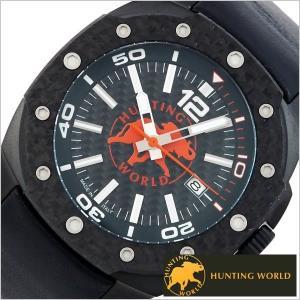 ハンティング ワールド 腕時計 HUNTING WORLD 時計 タフエレファント? HW026OR メンズ|hstyle