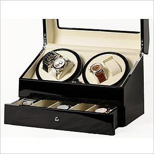 ワインディングマシーン ワインディングマシン 腕時計 ワインダー ケース 自動巻 機械式 ウォッチケース 腕時計ケース セール