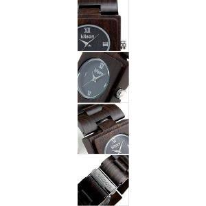 [ワケあり特価限定品!!]キットソン 腕時計 KITSON LA ウッドウォッチ ウッドコレクション KW0252 メンズ レディース 男女兼用 セール|hstyle|03