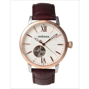 ニューヨーカー 腕時計 NEW YORKER トラッドマン 2 NY001-01 メンズ セール|hstyle|02