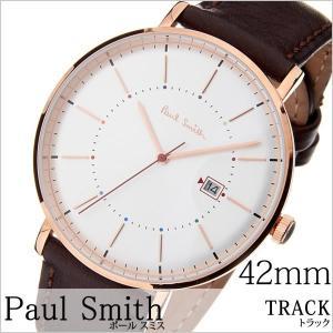 ポールスミス 腕時計 paul smith 時計 トラック P10082 メンズ|hstyle