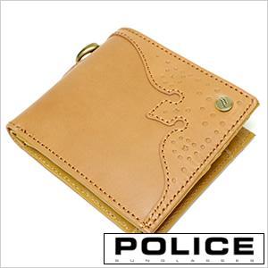 ポリス 財布 POLICE ウィングチップ PA56801-25 メンズ セール|hstyle