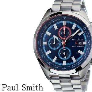 half off fb9db d0fdc ポール・スミス メンズウォッチ(腕時計ベルト素材:ステンレス ...