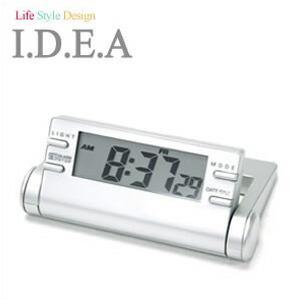 I.D.E.Ainternational イデア置時計 IDEAクロック IDEA 置時計 イデア クロック ideainternational ソーラー時計 solar ソーラー セール|hstyle