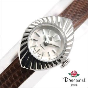 ロゼモン 腕時計 Rosemont 時計 RS-12-03SV レディース hstyle