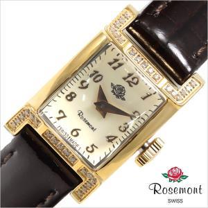 ロゼモン 腕時計 Rosemont 時計 RS-25-01B レディース hstyle