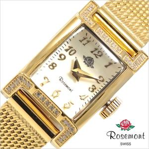 ロゼモン 腕時計 Rosemont 時計 RS-25-01MT レディース hstyle